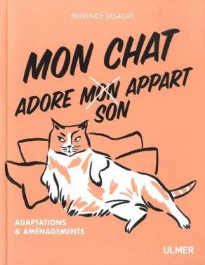 Mon chat adore son appart - ulmer - 9782379220203 -