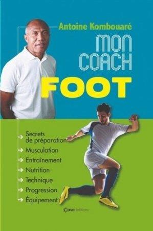 Mon coach foot - casa  - 9782380580334 -