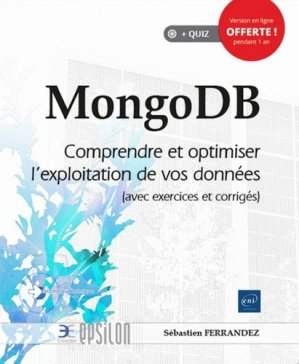 MongoDB - eni - 9782409021510 -