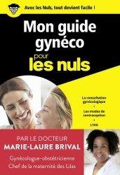 Mon guide gynéco pour les nuls - first editions - 9782412026724 -