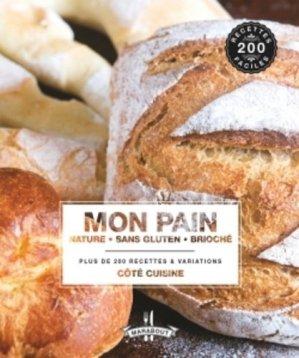 Mon pain - Marabout - 9782501096423 -