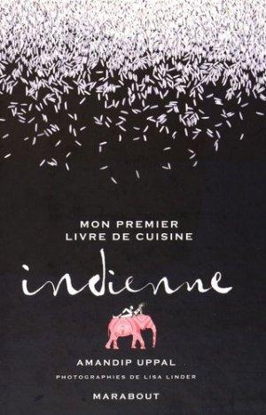 Mon premier livre de cuisine indienne - Marabout - 9782501102070 -