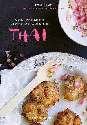 Mon livre de cuisine thaïe - Marabout - 9782501116688 -