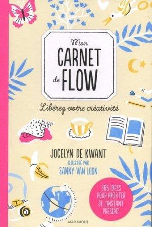 Mon carnet de flow - marabout - 9782501130547 -