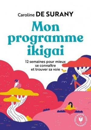 Mon programme ikigai - marabout - 9782501139564 -