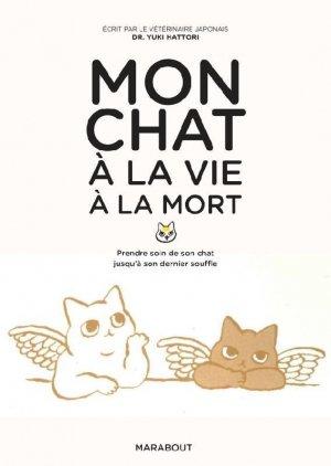 Mon chat, à la vie à la mort - Marabout - 9782501153058 -