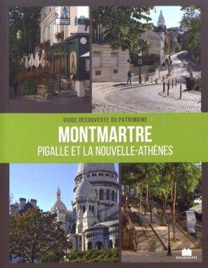 Montmartre - massin - 9782707210319 -
