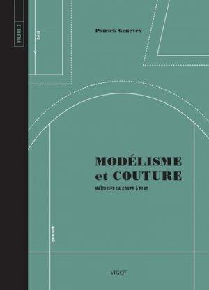 Modélisme et couture - vigot - 9782711424245 -