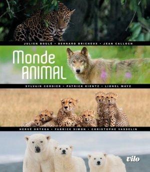 Monde animal - vilo - 9782719110324 -