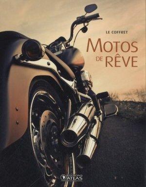 Motos de rêve - atlas  - 9782723491471 -