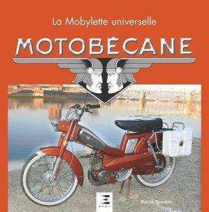 Motobécane - etai - editions techniques pour l'automobile et l'industrie - 9782726888049 -