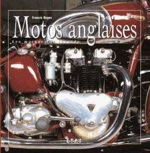 Motos anglaises - etai - editions techniques pour l'automobile et l'industrie - 9782726893135 -