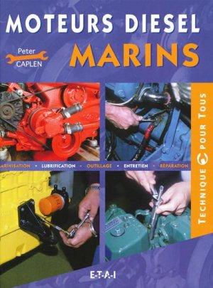 Moteurs diesel marins - etai - editions techniques pour l'automobile et l'industrie - 9782726896259 -