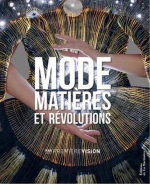 Mode, matières et révolutions - de la martiniere - 9782732490809 -