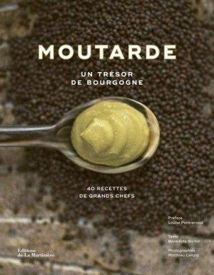 Moutarde - de la martiniere - 9782732494715 -