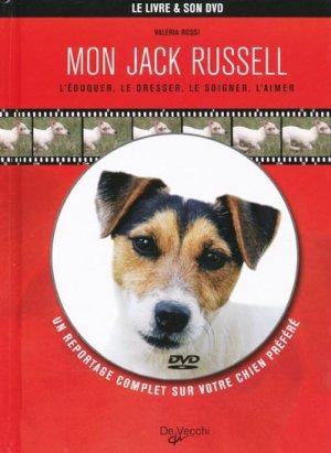 Mon Jack Russell - de vecchi - 9782732892740 -