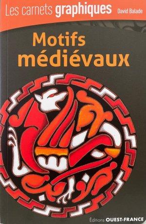 Motifs médiévaux - ouest-france - 9782737385261 -