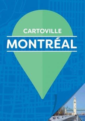 Montréal. 13e édition revue et augmentée - gallimard - 9782742458370 -