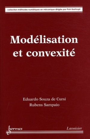 Modélisation et convexité - Hermes Science Publications - 9782746220942 -