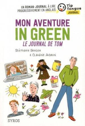 Mon aventure In Green - syros - 9782748524987 -