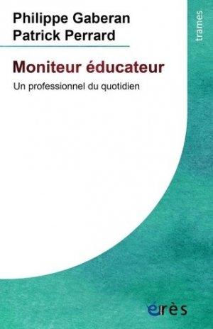 Moniteur éducateur - erès - 9782749262949 -