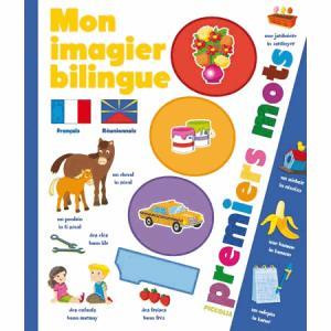 Mon imagier bilingue français-réunionnais - Piccolia - 9782753032156 -