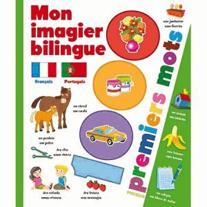 Mon imagier bilingue français-portugais - Piccolia - 9782753038615 -
