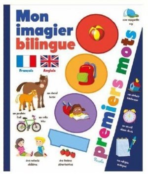 Mon imagier bilingue - Piccolia - 9782753067813 -