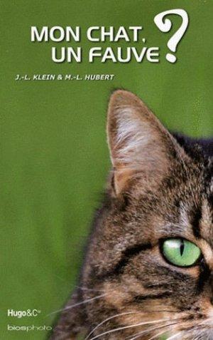 Mon chat, un fauve ? - hugo - 9782755608687 -