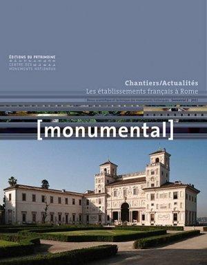 Monumental - du patrimoine - 9782757701584 -
