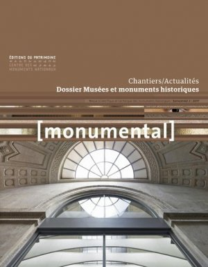 Monumental 2017 - du patrimoine - 9782757705353 -