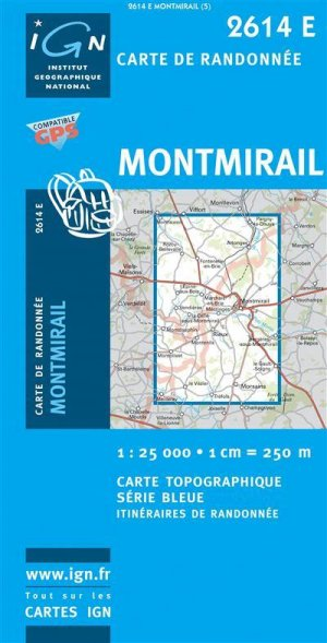 Montmirail - ign - 9782758502685 -