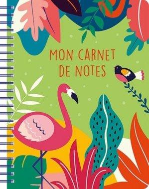 Mon carnet de notes - Chantecler - 9782803462025 -
