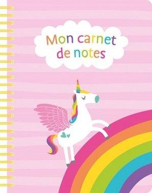 Mon carnet de notes - Chantecler - 9782803462049 -