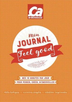 Mon journal feel good - prisma - 9782810430673 -