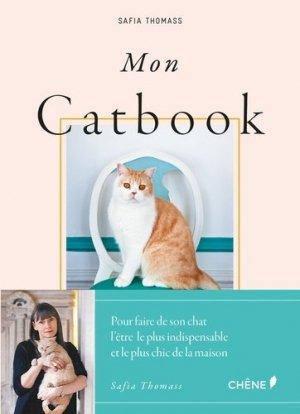 Mon catbook - du chene - 9782812316432 -