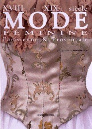 Mode féminine parisienne et provençale - presses universitaires du midi - 9782812703386 -