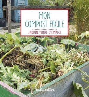 Mon compost facile - Rustica - 9782815312967