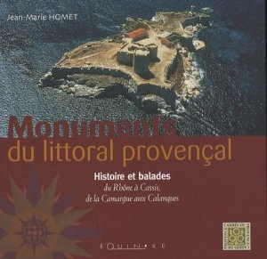 Monuments du littoral provençal - equinoxe - 9782841356478 -