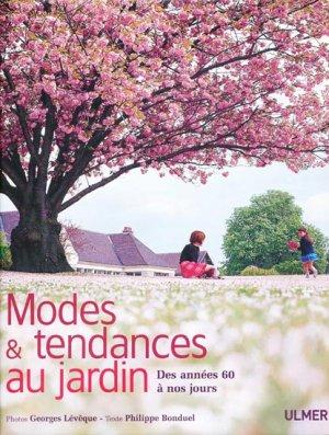 Modes et tendances au jardin - ulmer - 9782841383511