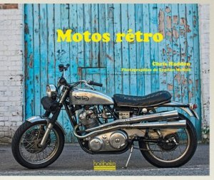 Motos rétro - hoebeke - 9782842305161 -
