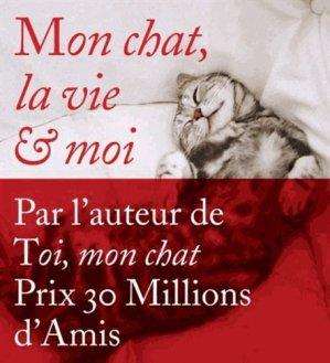 Mon chat, la vie et moi - zulma - 9782843043574 - majbook ème édition, majbook 1ère édition, livre ecn major, livre ecn, fiche ecn