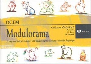 Modulorama - estem - 9782843712289 -