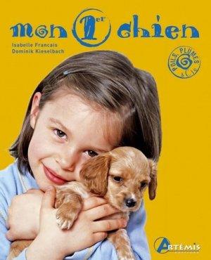 Mon 1er chien - artemis - 9782844167392 -