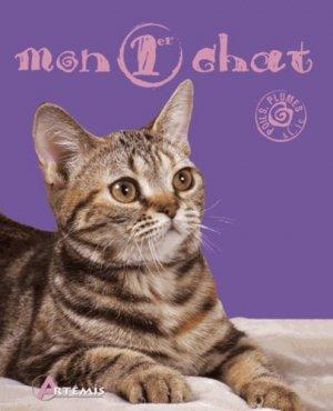 Mon premier chat - Artémis - 9782844167453 -