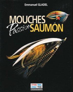 Mouches passion saumon - cheminements - 9782844783158 -
