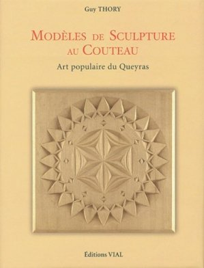 Modèles de sculpture au couteau - vial - 9782851010698 -