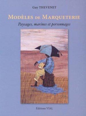 Modèles de Marqueterie - vial - 9782851011114 -
