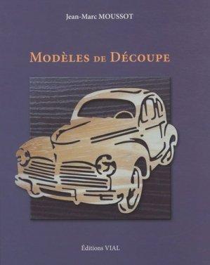 Modèles de Découpe - vial - 9782851011190 -