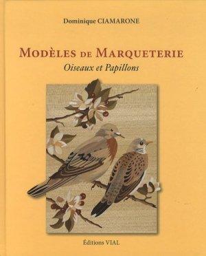 Modèles de Marqueterie - vial - 9782851011237 -